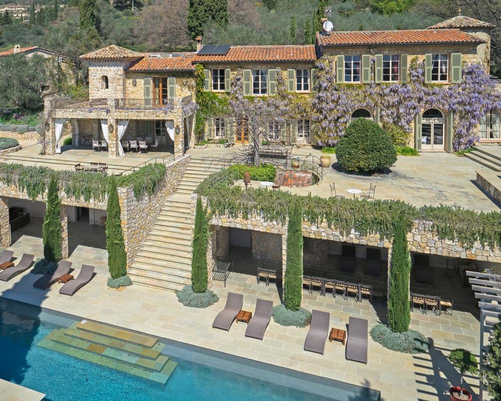 Brigitte Bardot's home: Incredible French Riviera estate for sale
