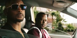Martin Lawrence And Will Smith Reflect On That Time Bad Boys Was Going To Star Two White Comedians