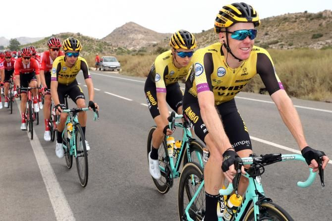 Kruijswijk skips Paris-Nice as Tour de France schedule changes