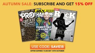 Subscribe to Prog Magazine, Classic Rock and Metal Hammer