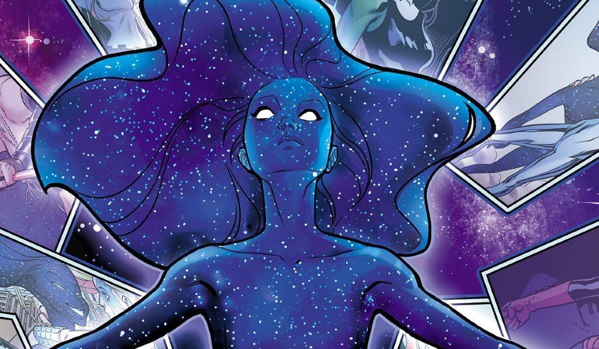 Singularity in between universes Marvel Comics