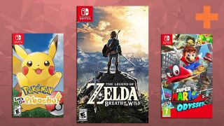 Nintendo Switch Games Black Friday 2020.Every Cyber Monday Nintendo Switch Game Deal Gamesradar