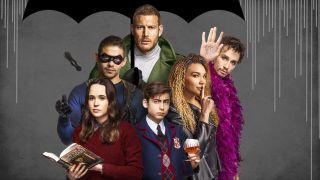 Umbrella Academy sur Netflix
