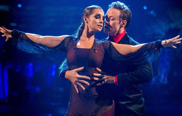strictly come dancing, louise redknapp