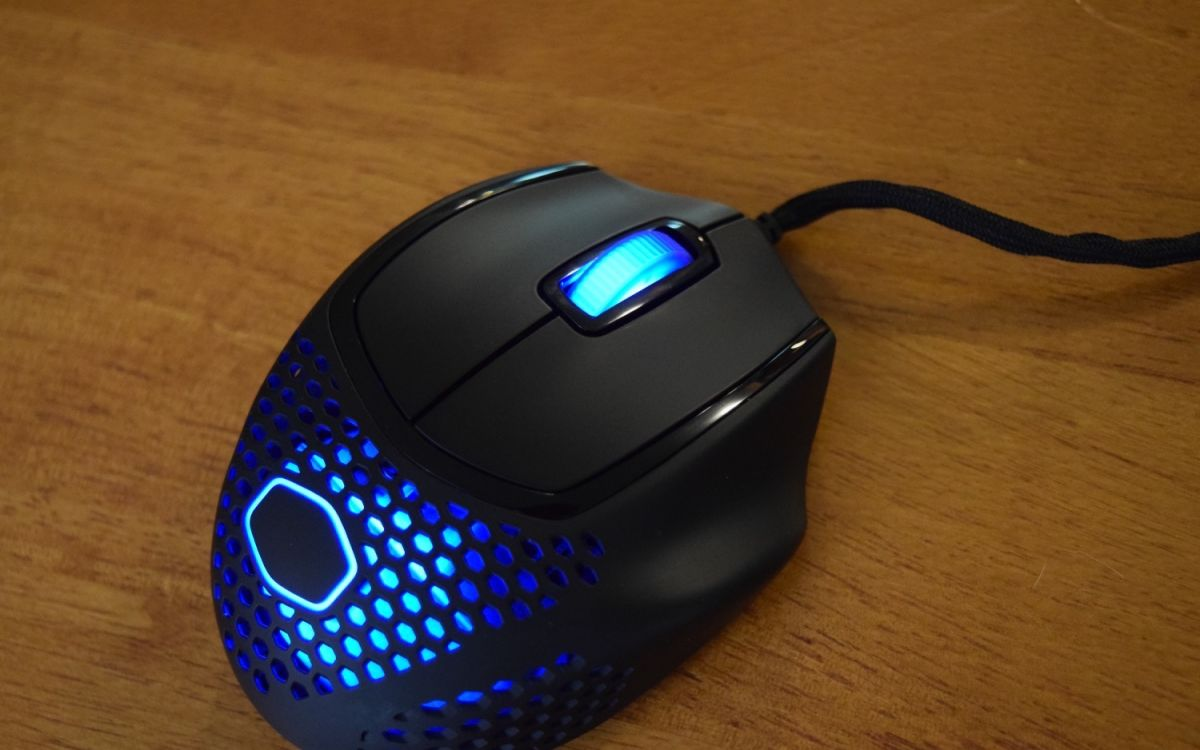 Cooler Master's Excellent FPS Mouse Hits New All-Time Low Price