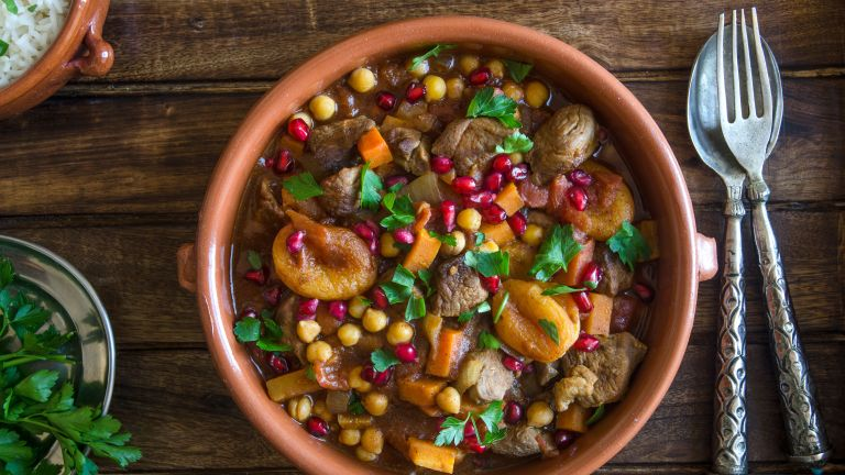 leftover lamb tagine recipe