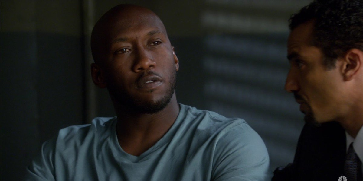 Mahershala Ali in Law and Order: Special Victims Unit