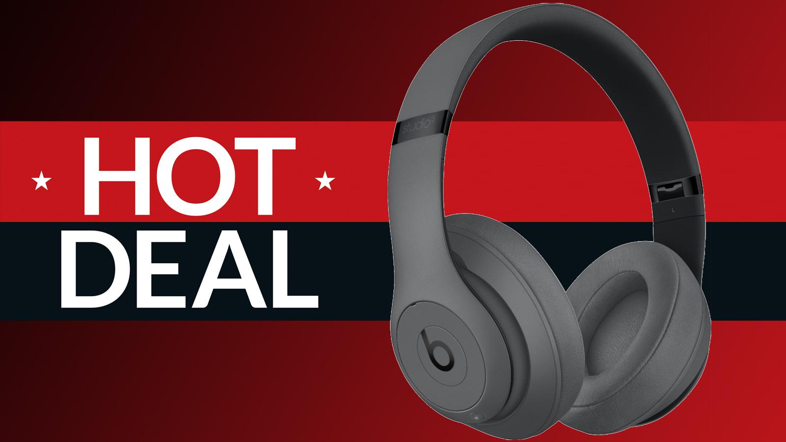 Cheap Beats Wireless Headphones Deal At Best Buy 150 Off Beats Studio 3 Wireless Headphones T3