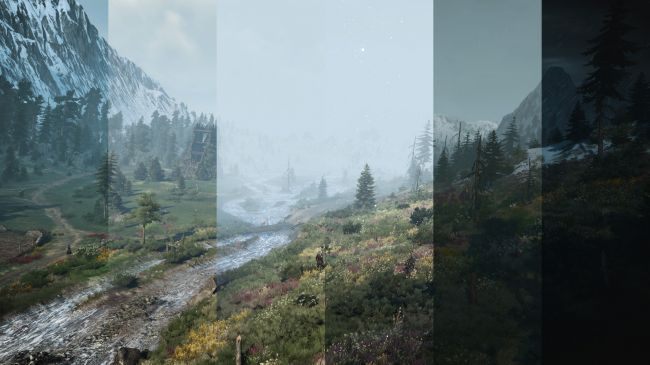 Best Witcher 3 Mods - Realistic Weather