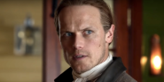 Another Day, Another Shirtless Thirst Trap From Outlander's Sam Heughan (Is He Fit Enough For 007 Yet?)