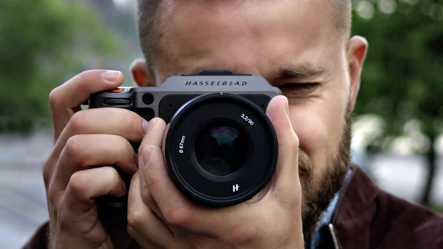 Hasselblad X1D II 50C confirmed   TechRadar