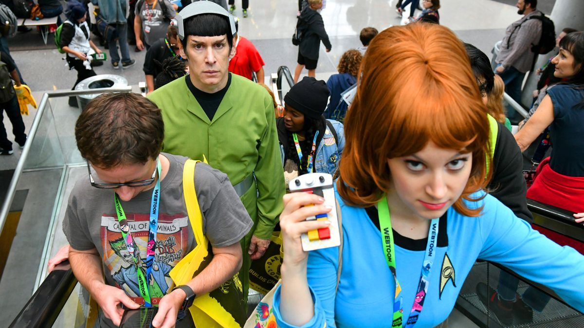 New York Comic Con 2020 Guests.New York Comic Con 2019 Amazing Space Cosplay Photos Space