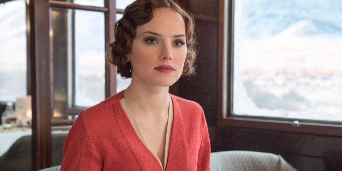 Daisy Ridley - Murder on the Orient Express