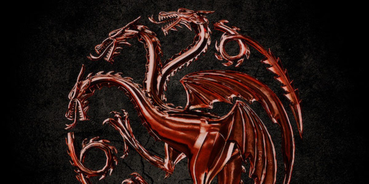 hbo house of the dragon targaryen sigil