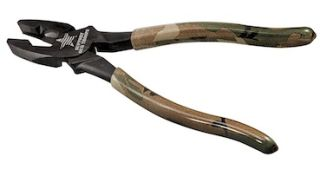 Klein Tools Introduces Limited Edition Camouflage Pliers