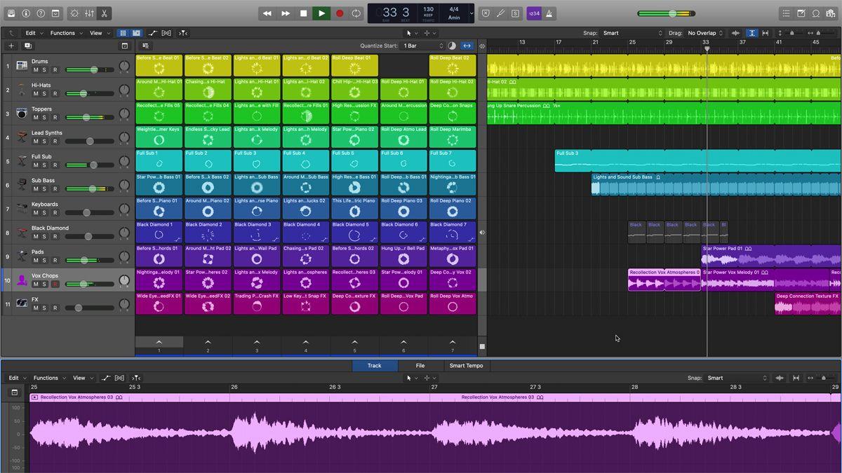 Apple Logic Pro X 10 5 Review Musicradar