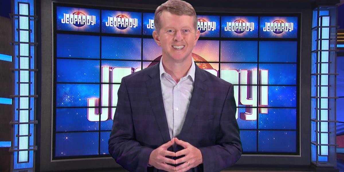 Ken Jennings on Jeopardy