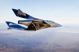 VSS Unity in Flight
