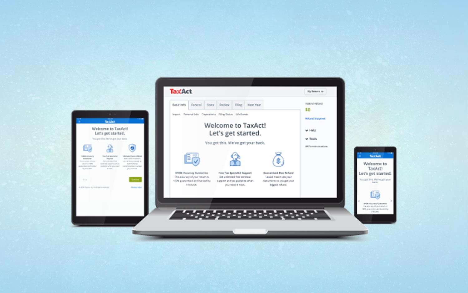 TaxAct Deluxe+ Review: A Good Alternative to TurboTax, H&R