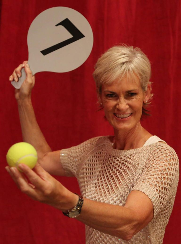 Judy Murray Image