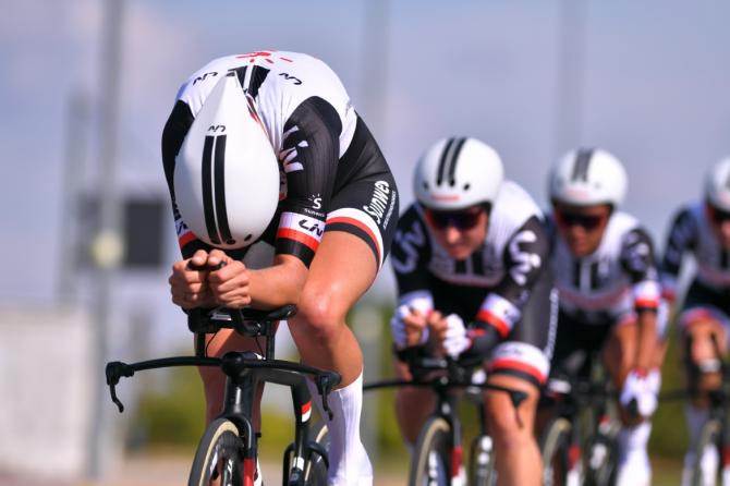 Team Sunweb en route to victory