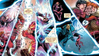 Long-time Flash writer says goodbye to the Speed Force in Deark Nights: Death Metal - Speed Metal #1
