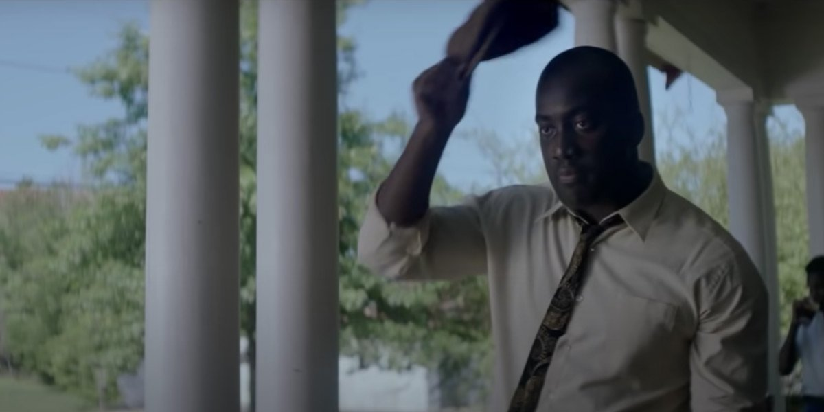 Shamier Anderson in Son of the South