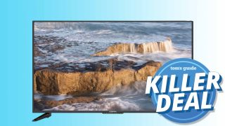 Sceptre 50-inch 4K TV
