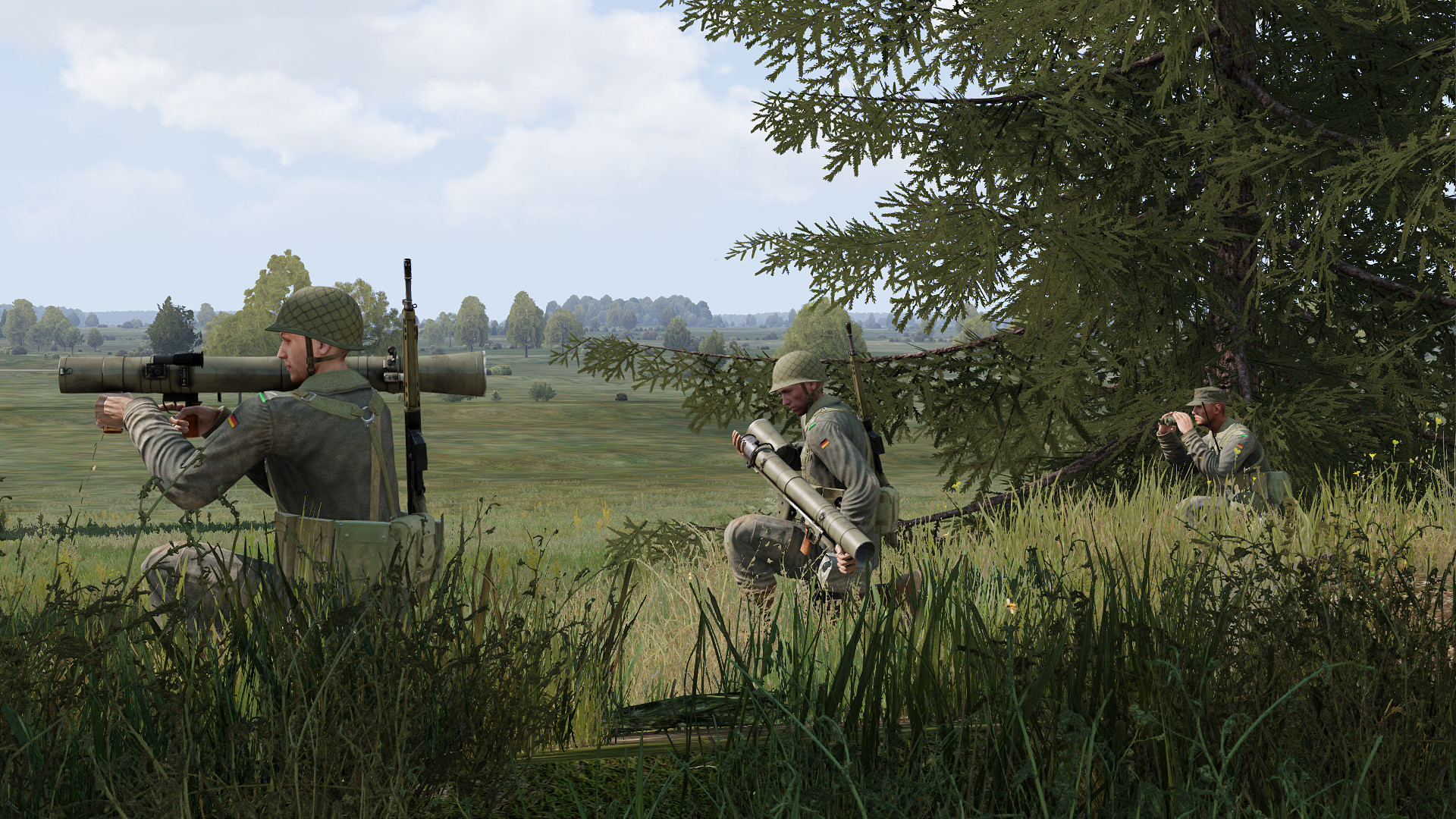 Arma 3's first paid-for, third-party DLC launches tomorrow
