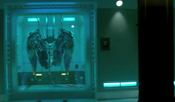 The Vulture in Amazing Spider-Man 2