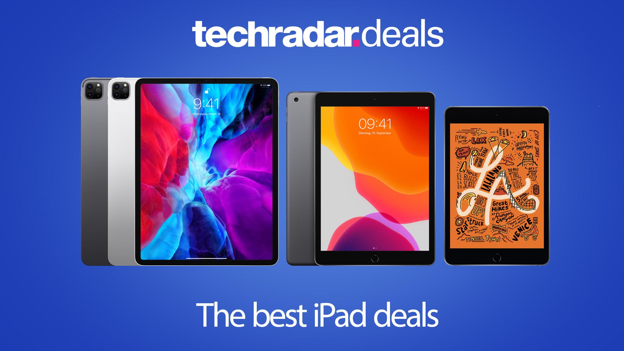 The Best Cheap Ipad Deals In February 2021 Techradar