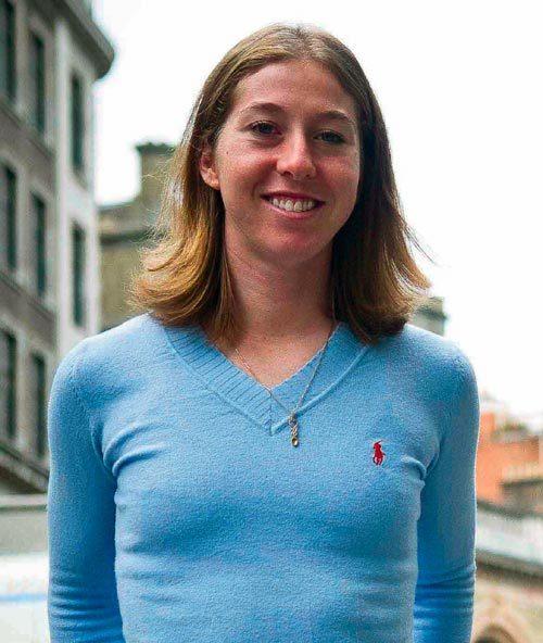 Nicole Cooke Oct 2008