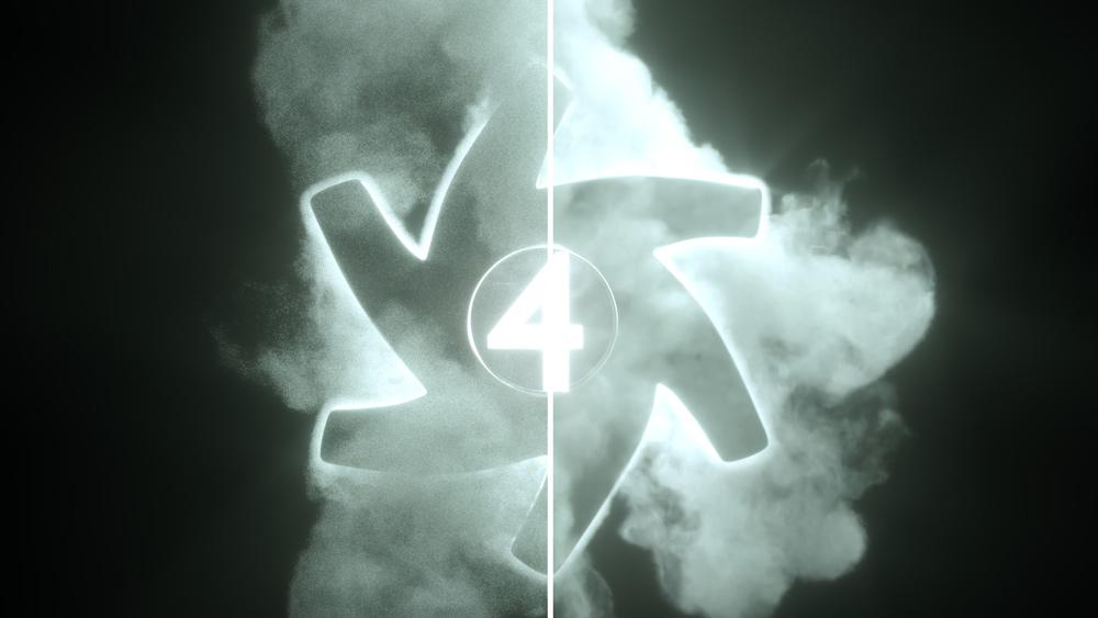 OctaneRender 4 logo