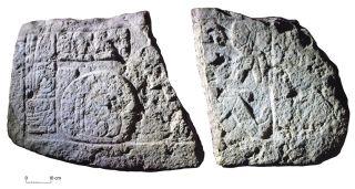 Maya Monument 3 Stone