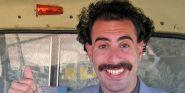 Sacha Baron Cohen Also Comments On Borat 2's 'Fascinating' Rudy Giuliani Scene