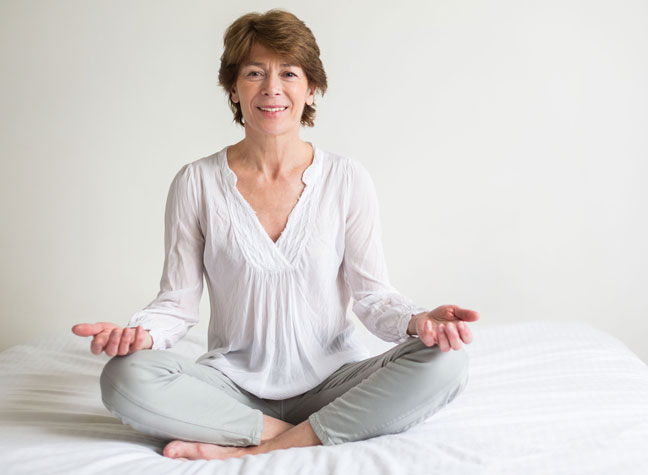 Yoga Over 50 How To Get Into Yoga Whatever Your Age Or Size
