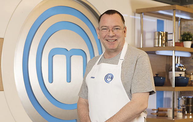 EastEnders' Adam Woodyatt on MasterChef: 'I'll eat anything except baked beans!'
