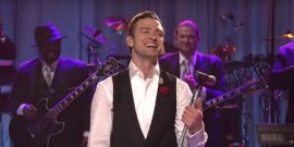 Justin Timberlake Is Set To Rock Netflix This Fall