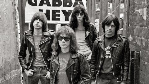 Ramones band photograph
