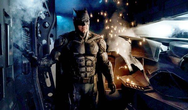 Batman in Justice League