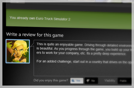 Steam Reviews Open Beta Launches #29816