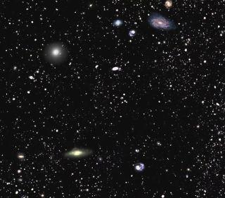 Largest Universe Map