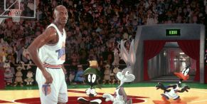 Wait, Is Michael Jordan In Space Jam: A New Legacy?