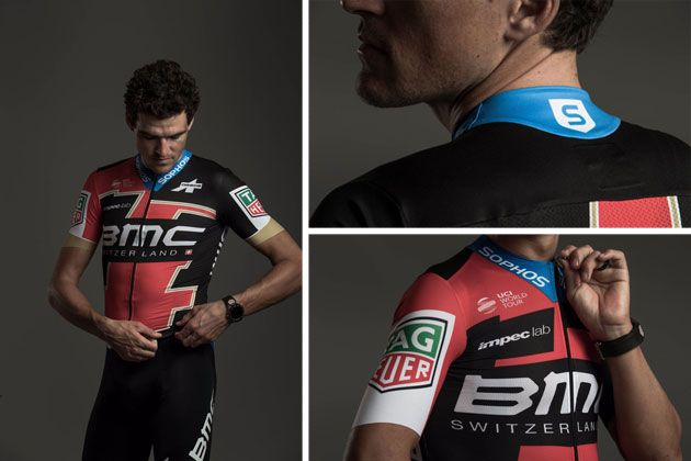 BMC unveils new team kit for 2018 season - Cycling Weekly 1284df178