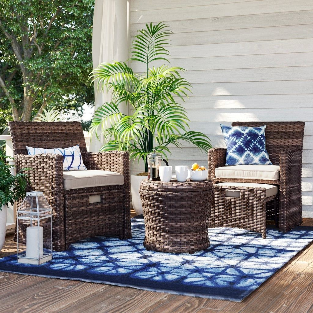 This Target patio furniture is a small garden owner's ... on Target Outdoor Living id=95471