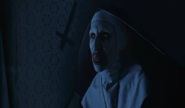 Valak the nun the conjuring 2