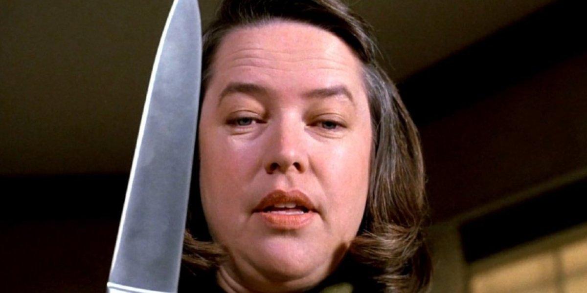 Kathy Bates in Misery