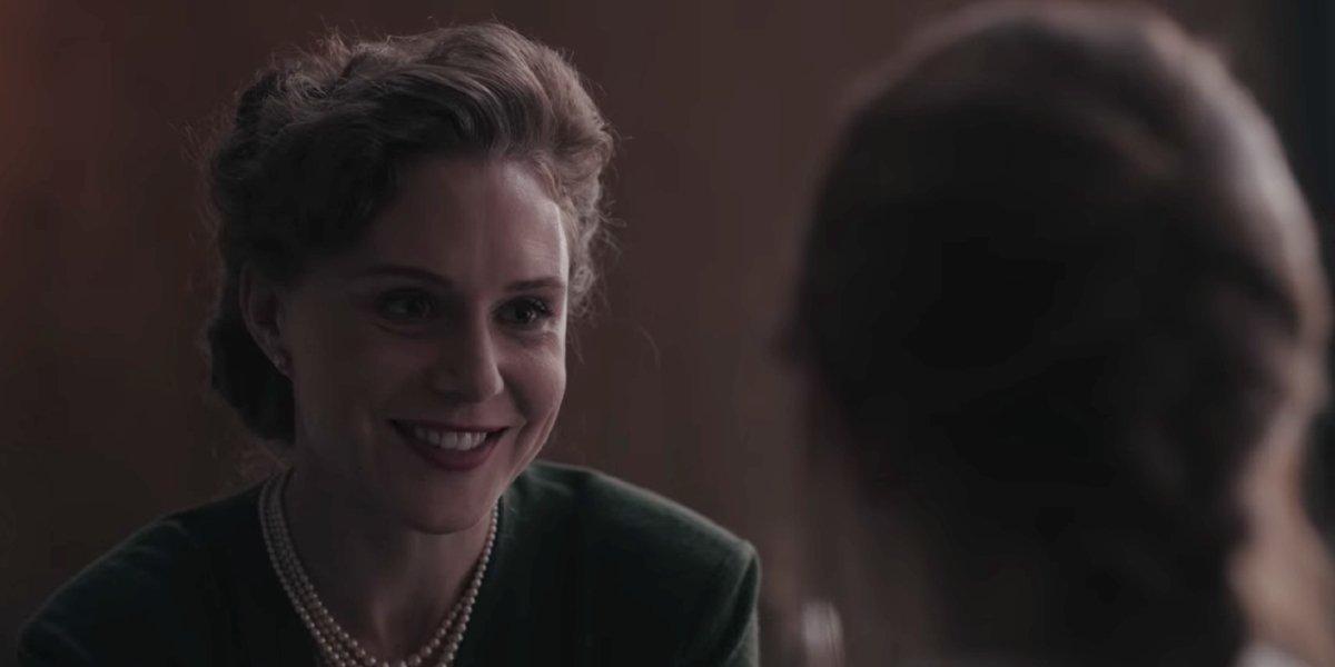 Christiane Seidel in The Queen's Gambit