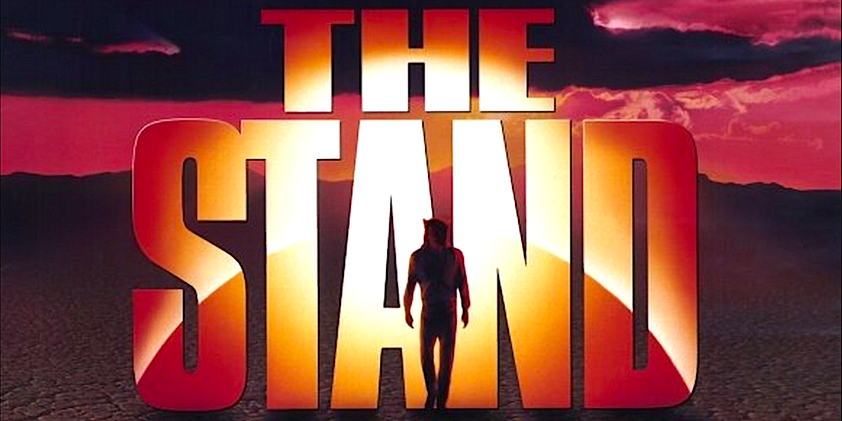 the stand title logo