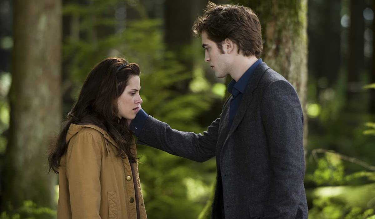 Bella and Edward breakup in New Moon